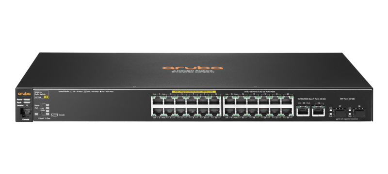 Aruba 2530 24 PoE+ Switch