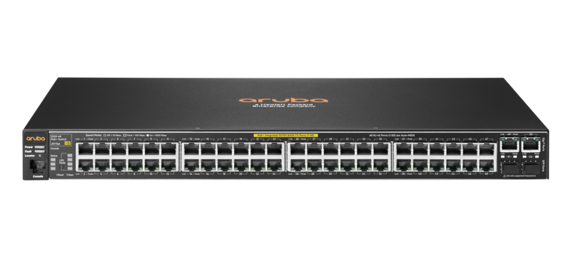 Aruba 2530 48 PoE+ Switch